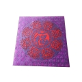 Textured paper red pockets