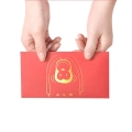 Chinese Lucky Money Red Envelope