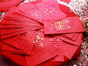 How to Make a Chinese Lantern from Hongbao (Red Packet)